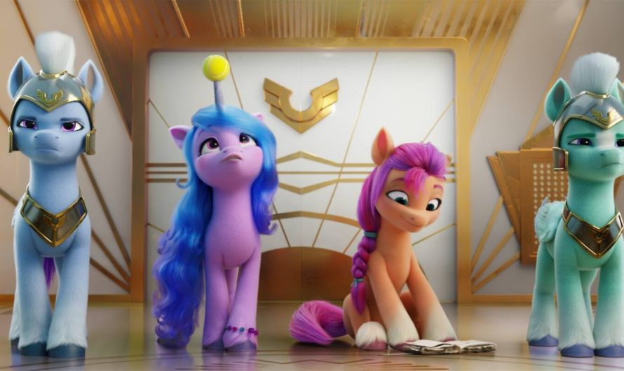 My Little Pony: New Generation Premieres on September 24 on Netflix! We have a trailer!