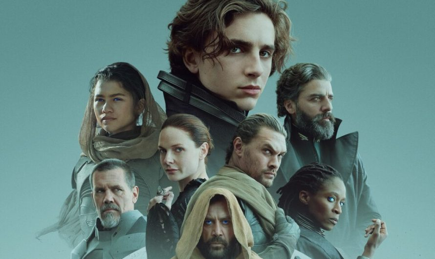 Dune – Paul Atryda alone on a new poster from IMAX