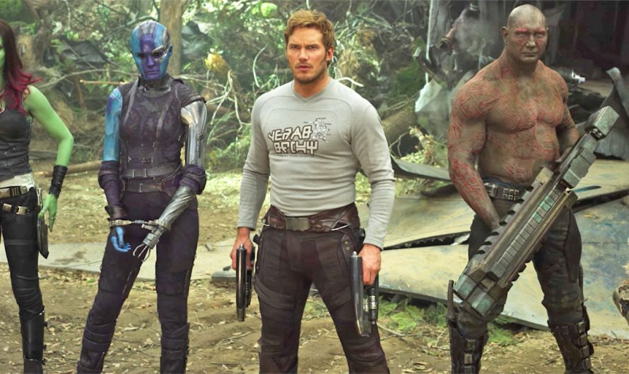 Guardians of the Galaxy Vol. 3 – James Gunn presents a number of storyboards on his Twitter