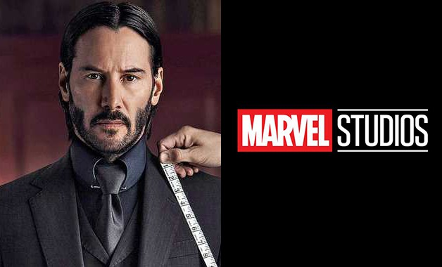 Marvel is driving Keanu Reeves fans on Twitter!