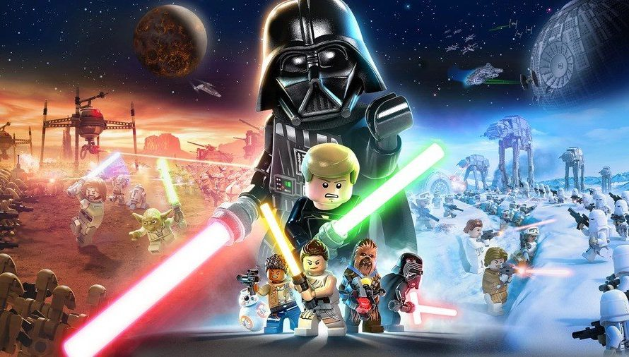 Lego Star Wars Terrifying Tales – here is the new poster of the special Lego production!