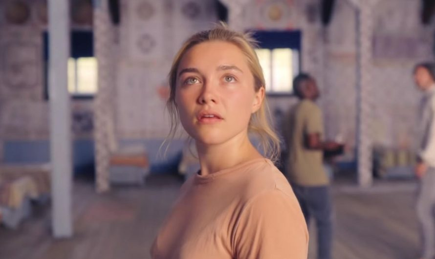 Don't Worry Darling – Florence Pugh opposite Harry Styles in a new horror movie!