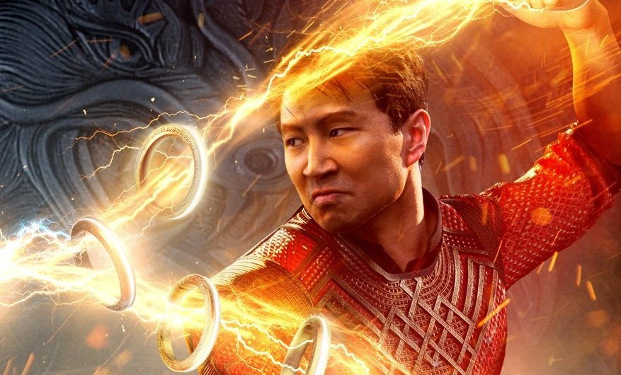Shang-Chi and the legend of the ten rings – new movie poster released!