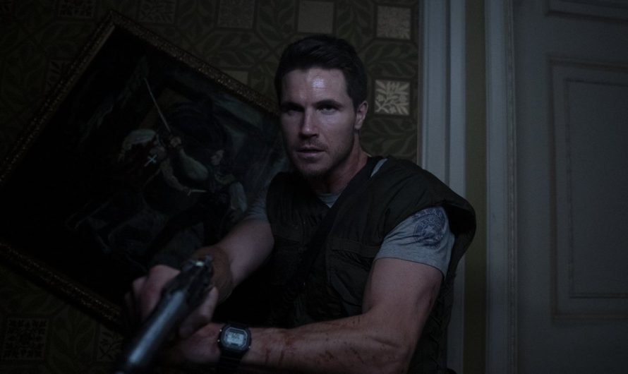Resident Evil: Welcome to Raccoon City – Chris Redfield at the center of a new movie spot!