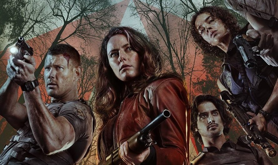Resident Evil: Welcome to Raccoon City – Here's a new trailer focused on Claire Redfield!